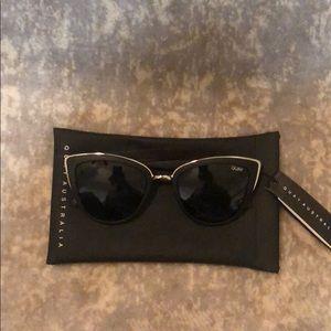 Quay sunglasses. My girl style.